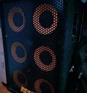 Продается басовый кабинет MarkBASS Standard 106 HR