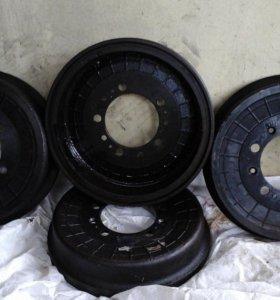 Тормозные барабаны на УАЗ 3909