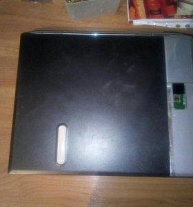 Ноутбук на запчасти