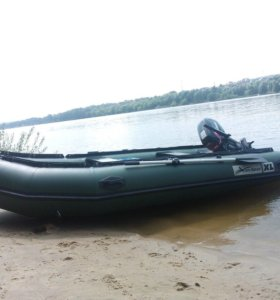 Лодка Northsilver 390 OAL ПВХ