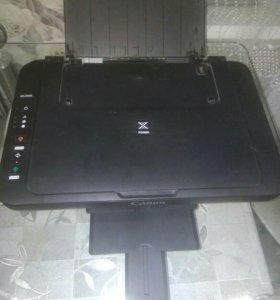 Принтер МФУ Canon MG2540S