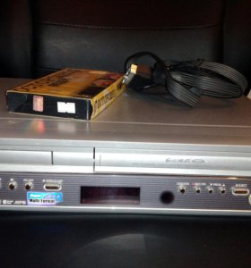Сombo DVD/VHS LG 3850R-Z243G, 6 головок, пишущий