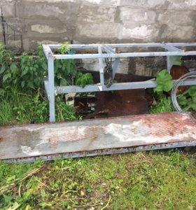 Оборудования для производства  тратуарной плитки