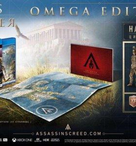 PS4 игра Assassin's Creed: Одиссея omega Edition