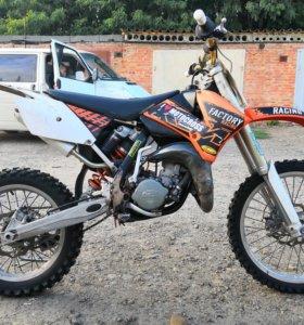 KTM SX85 2012