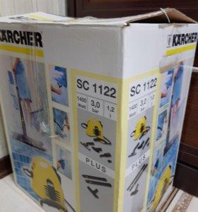 Пароочиститель karcher sc 1122  новый
