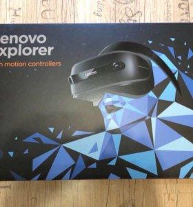 VR шлем, Lenovo explorer