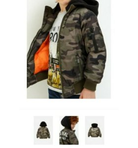 Новая куртка фирмы Акула