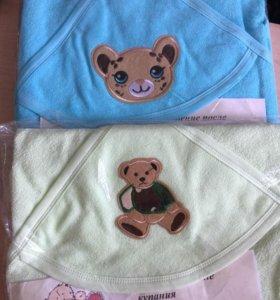 Новые полотенца с уголком