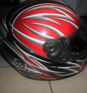 Шлем Nitro racing to313