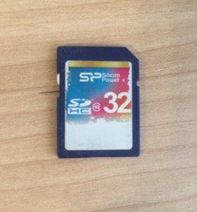 Флешка 32GB