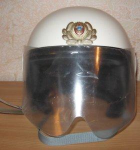 Мотошлем милиции СССР