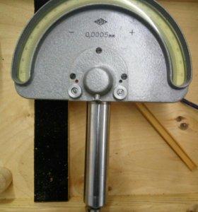 Головка измерительная пружинно-оптическая