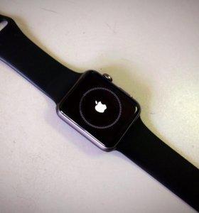 Apple watch 1-42, sport серия