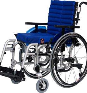 Кресло-коляска (новое) повышенной грузоподъемности
