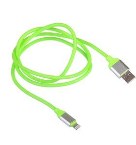 новый кабель для зарядки айфона 5,6,7