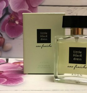 Туалетная вода AVON Little black dress can fraiche