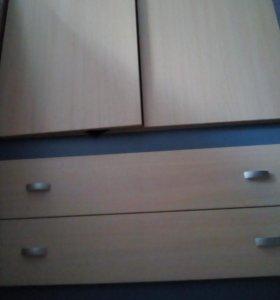 Шкаф платиной
