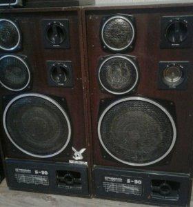 Колонки radiotechnika S90