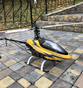 Радиоуправляемый вертолёт TREX 600