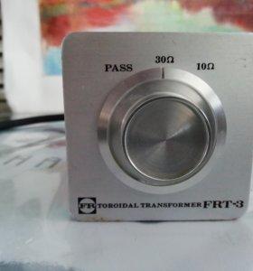 Fidelity Research FRT-3 повышающий трансформатор