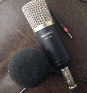 Студийный микрофон Newer700