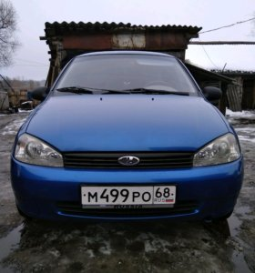 ВАЗ (Lada) Kalina, 2007