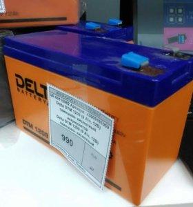 АКБ Delta DTM 1209 (9 А\ч, 12В)