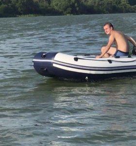 Лодка шермакс Sharmax 340 airdeck