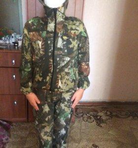 Военная детская форма