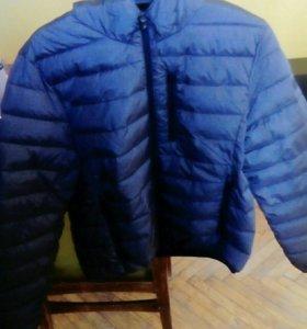 Куртка мужская xl новая