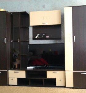 Модульная система для гостиной