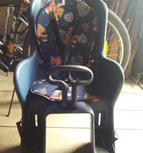 Вело кресло детское