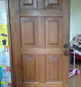 Межкомнатная дверь б.у
