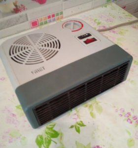 Тепловетилятор