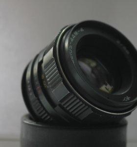 Объектив Гелиос -44М-4
