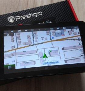 Gps-навигатор Prestigio - планшет