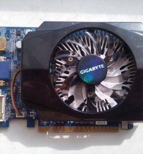 Видеокарта GT-630 2GB\128bit\DDR3