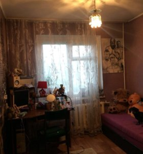 Квартира, 3 комнаты, 63.7 м²