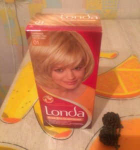 краска для волос и средства по уходу за волосами
