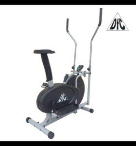 Эллиптический тренажер вело+кардио