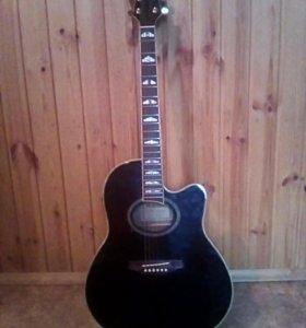 Электроакустическая гитара Martinez817
