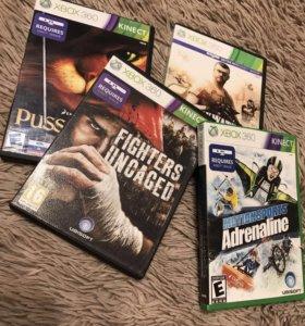 (Kinect) Игры для Xbox 360, прошивка LT 3.0.