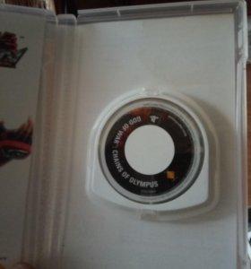 Продам диск для игровой приставки Sony PSP
