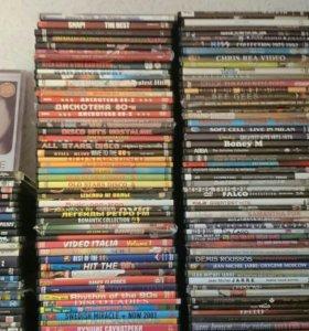 Двд диски (музыка) DISCO.POP.