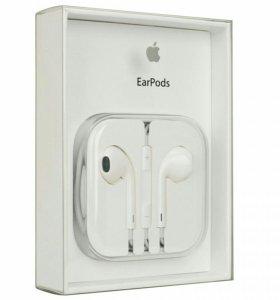 Оригинальные Apple EarPods 3.5 mm
