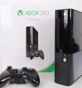 Продаю Xbox 360e 500гб