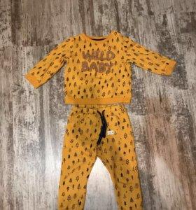 Спортивный костюм 86 размера