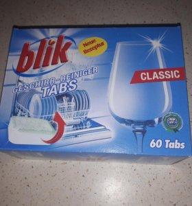 """Посудомоечные таблетки """"Blik"""""""