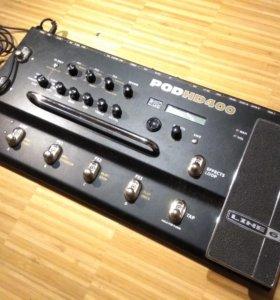 Гитарный процессор POD HD400